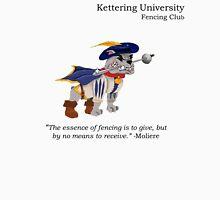 Kettering University Fencing Club T-shirts Unisex T-Shirt