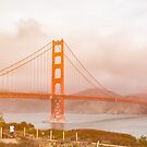san francisco city golden gate bridge by Noel Moore Up The Banner Photography