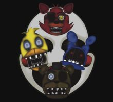 Five Nights at Freddy's 2 by Colin Doyle