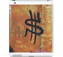 Dollar iPad Case/Skin