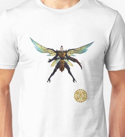 Smite - Ah Muzen Cab, God of Bees Gaming T-Shirt Unisex T-Shirt