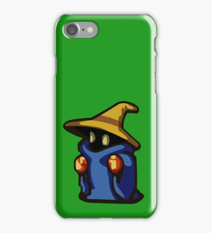Black Mage iPhone Case/Skin