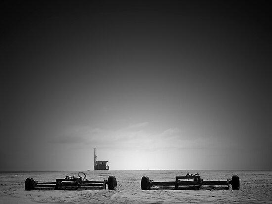 Beachcomber & Beachcomber by Daniel  Rarela