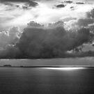 Stormclouds Over Gulf by vanyahaheights