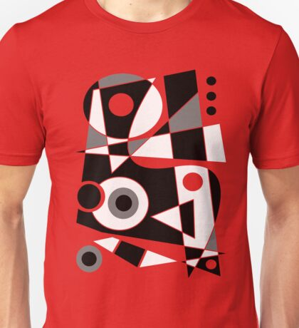 Abstract #505 Unisex T-Shirt