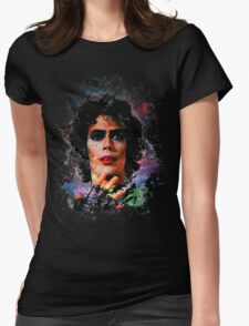 Dr. Frank N Horror Womens Fitted T-Shirt