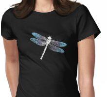 Dragon Fly Womens Fitted T-Shirt