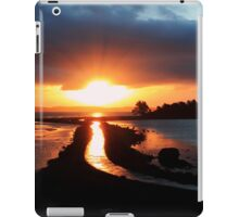 Island Hill Sunrise iPad Case/Skin