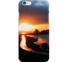 Island Hill Sunrise iPhone Case/Skin