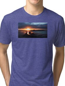 Island Hill Sunrise Tri-blend T-Shirt