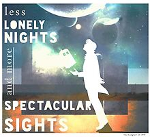 Less Lonely Nights by Longfallof1979