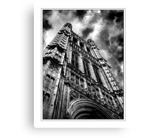 LONDON TOWER Canvas Print
