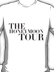 The Honeymoon Tour T-Shirt