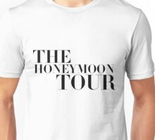 The Honeymoon Tour Unisex T-Shirt