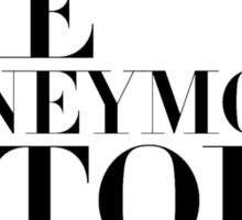 The Honeymoon Tour Sticker