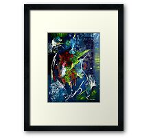 Power In The Rapture Framed Print