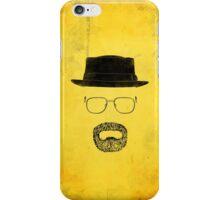 "Heisenberg's Haberdashery - ""Hazmat Suit"" Yellow iPhone Case/Skin"