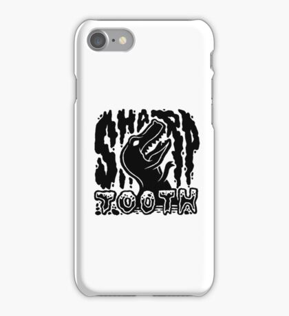 Sharp Tooth iPhone Case/Skin