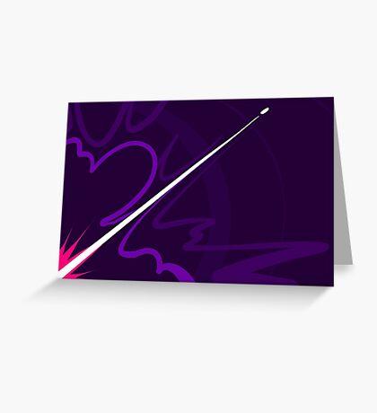 Energy Rush IV Greeting Card