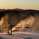 Mt Buller Sunrise  by MikeBJ