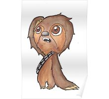 SlothBacca Poster