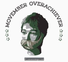 Movember Overachiever Kids Clothes
