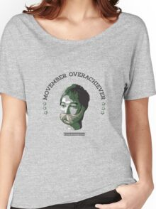Movember Overachiever Women's Relaxed Fit T-Shirt