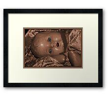 The Unkindness of Aging  Framed Print