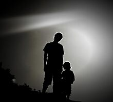Man and Boy by Deborah Parkin