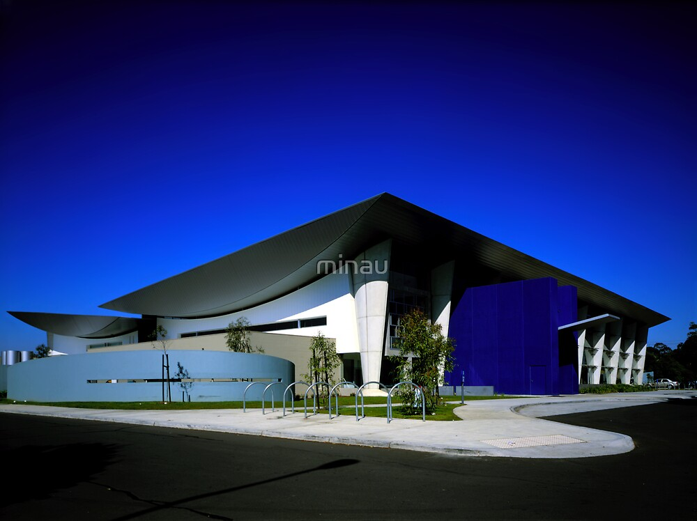 Monash Aquatic and Recreation Centre by minau