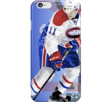 A very talented hockey player from Montreal iPhone Case/Skin