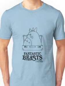 Fantastic Ghibli Logo Unisex T-Shirt