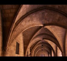 Arches by Paul Gibbons