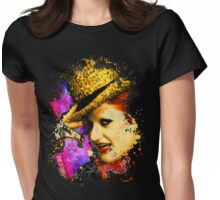 Columbia Horror Picture Show Womens Fitted T-Shirt