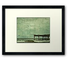 Stay (Wasting Time) Framed Print