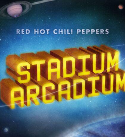 Stadium Arcadium Sticker