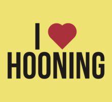 I <3 Hooning Kids Clothes