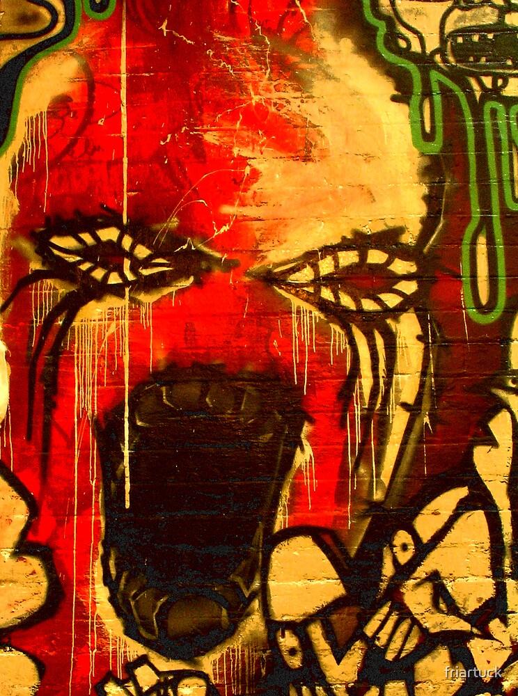 Scream by friartuck