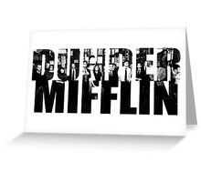 Dunder Mifflin - The Office (US) Greeting Card