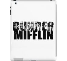 Dunder Mifflin - The Office (US) iPad Case/Skin