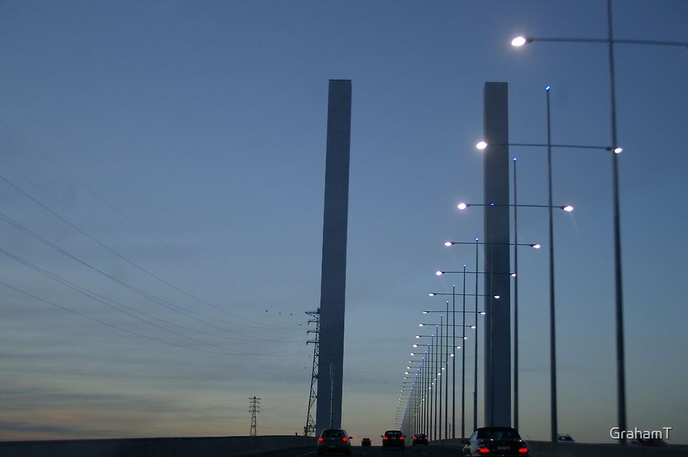 Bolte Bridge by GrahamT