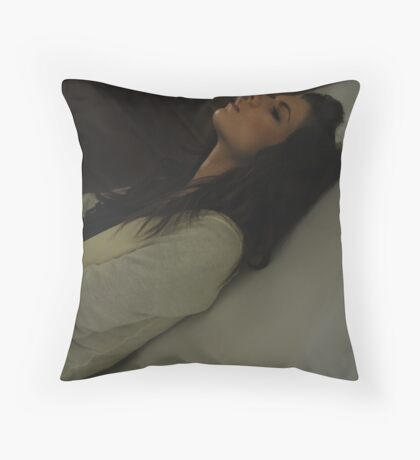 Welcome to the Smoking Room Throw Pillow