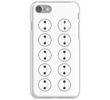 One a scale of 1 to 10, how would you rate your pain? iPhone Case/Skin