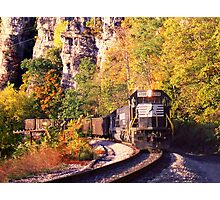 Eggleston, VA Coal Drag - Virginian Railway Photographic Print