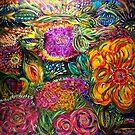 Bursting into Bloom by Karen Gerstenberger
