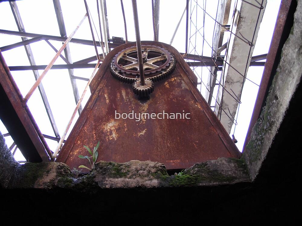 god of rust by bodymechanic