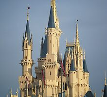 Cinderella's Castle by LookItsHailey
