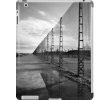 Perimeter Fence, Missile Silos - Greenham Common iPad Case/Skin