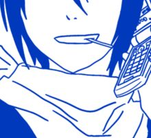 Yato's Godly Delivery Service Sticker