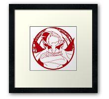 Honnōji Academy Fighting Club Framed Print